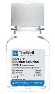 Dilution Solution TYPE 1製品外観