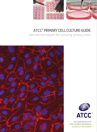 ATCC PRIMARY CELL Culture Guideダウンロード