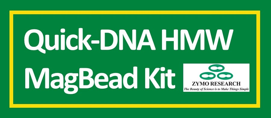ZYR社 Quick-DNA HMW MagBead Kit