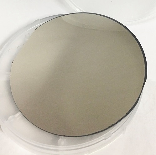 Platinum Coated Silicon Wafers