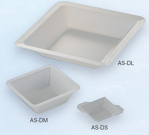 Antistatic weighing dish