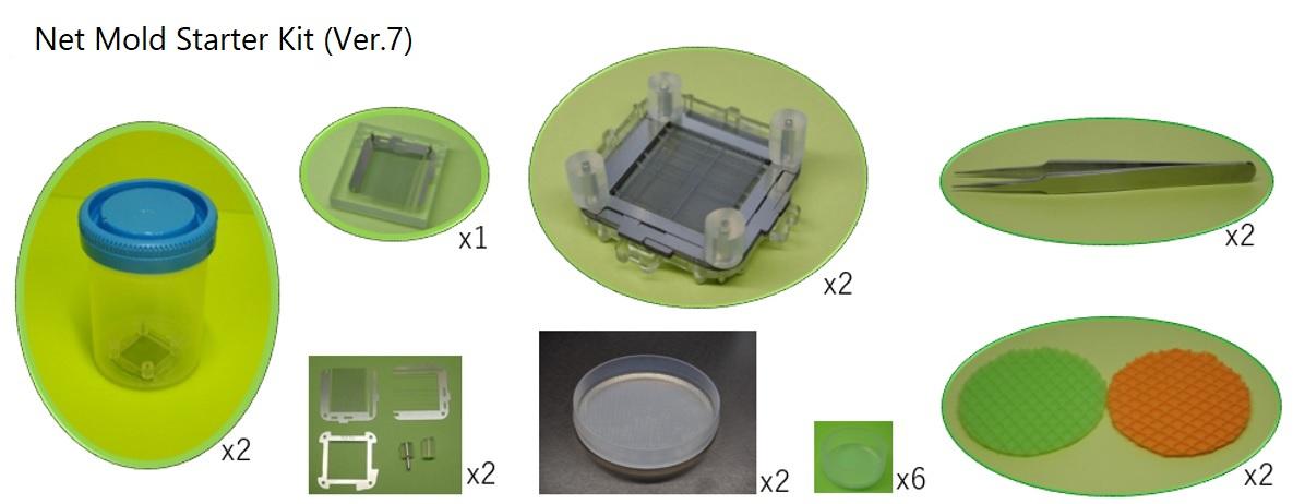 Net Mold Starter Kit
